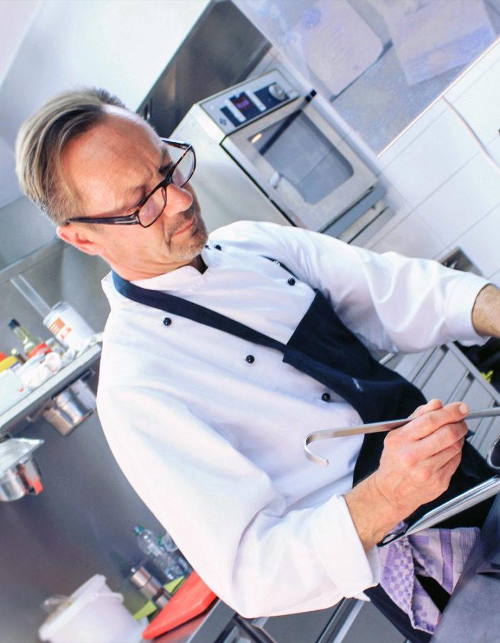 Chefkoch Ronald Ettl